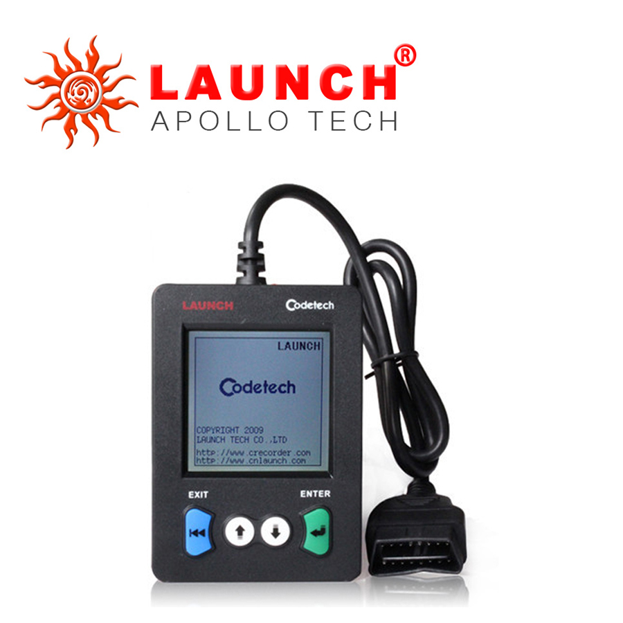 2016 Newest OBD Code Scanner Launch Code Tech Pocket Code Tech Read Clear Repair trouble code Same Function As Launch Creader V+(China (Mainland))