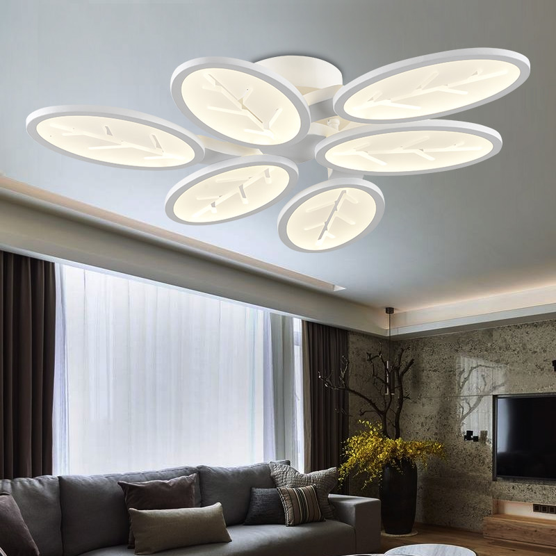 surface mounted modern led ceiling lights for living room dining luminaria abajur light fixture indoor lighting Home Decorative(China (Mainland))