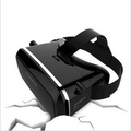 2015 New Classic Black VR Glasses Plastic 3D Glasses Virtual Reality Helmet for Smartphone
