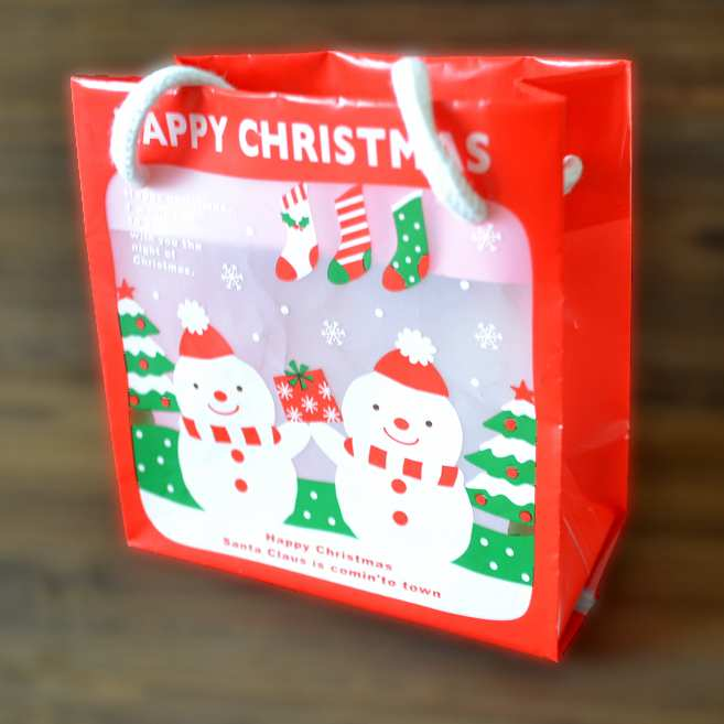 Aliexpress buy merry christmas gift bags dimensional