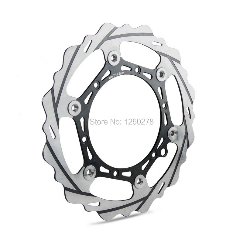 For KTM SX SXF EXC XC SXC 125-625cc Oversize Floating Front Brake Disc Rotor 270mm<br><br>Aliexpress