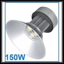 5pcs 150W LED High Bay industrial light factory Lighting Lamp 85~265V 2 years warranty White/Warm White Different cover(China (Mainland))
