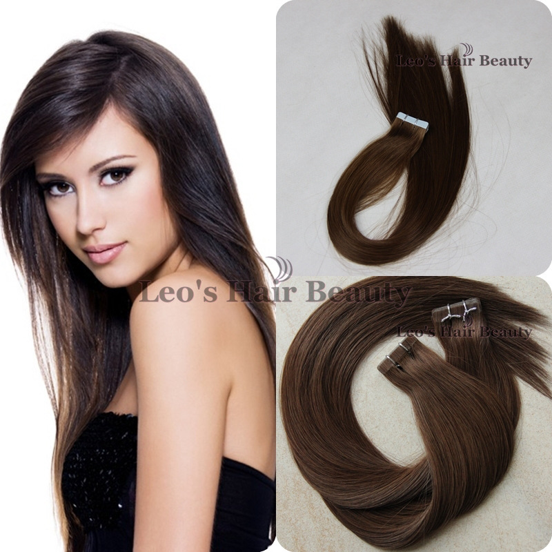 MRS HAIR SALON 2# 18 20 22 20  Tape Hair Extension mrs dalloway