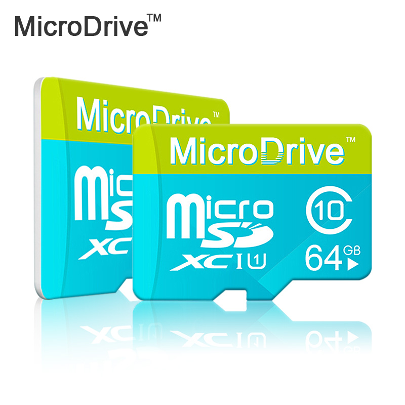 Memory Card 8GB 16GB 32GB 64GB SDHC SDXC MicroSD Class 10 Micro SD C10 UHS TF Trans Flash 64 GB Free Shipping(China (Mainland))