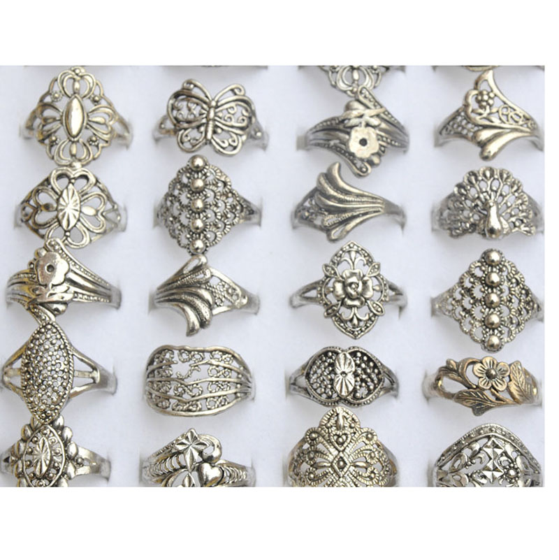 Wholesale 20PCS Tibet Silver Hook Retro Carve Charms Bookmarks 120*10mm L/G11