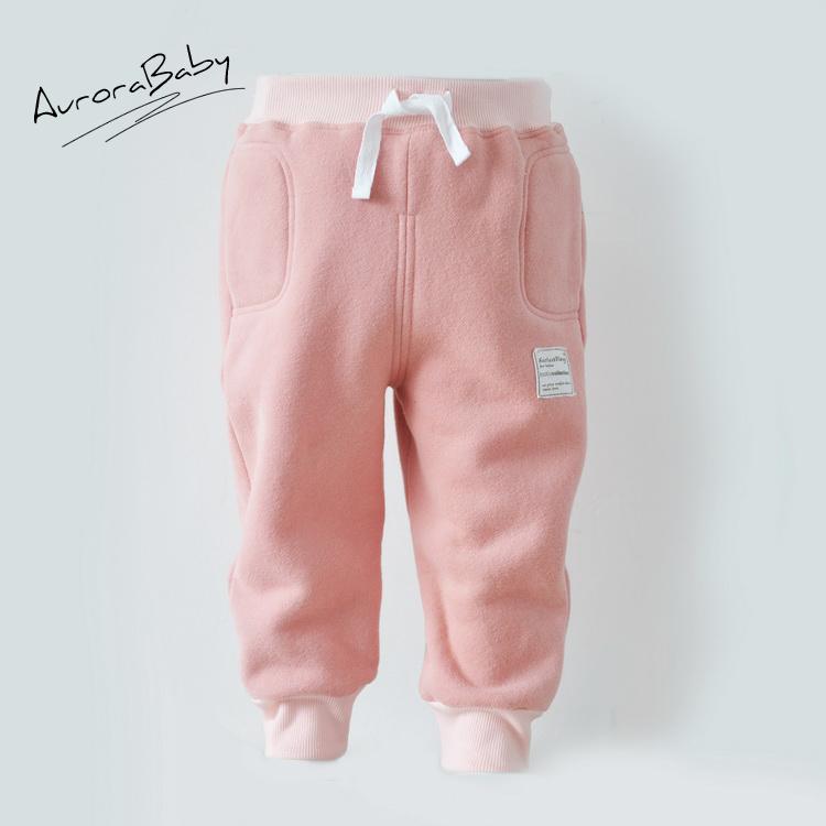 [해외]아기 바지 따뜻한 아기 레깅스 pantalones의 로파 드 비비 ..