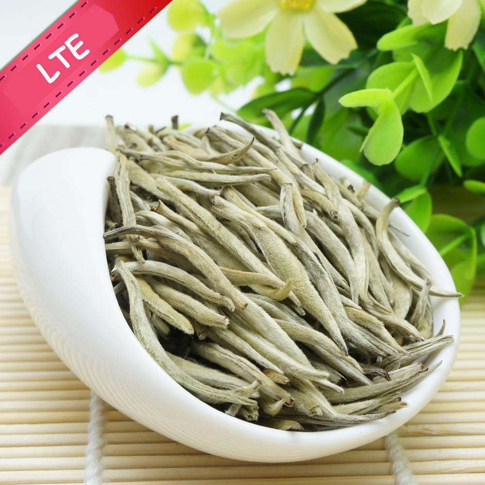 Factory Wholesale New 2015 tea Premium Baihao yinzhen Silver Needle Tea Rare White Tea 1kg