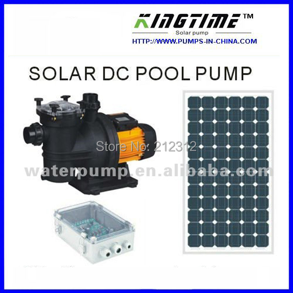 Buy 900watts Solar Pool Water Pump Solar Powered Swimming Pool Pumps For