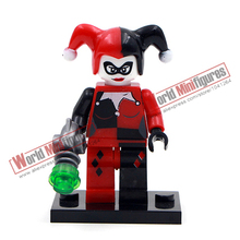 Minifigures For Individually Single Sale Marvel Super Heroes Avengers Batman Building Blocks Legoelieds Model Bricks Toys(China (Mainland))