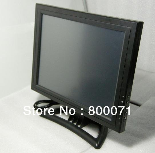 Christmas Day promotion price ! 15 inch LCD Touch Screen Monitor With VGA