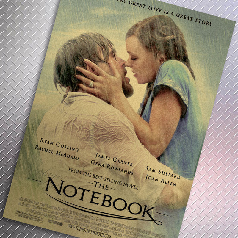 essay on the notebook movie The notebook (2004) reference view imdb movies, tv & showtimes jaws movie connections: featured in 11th annual screen actors guild awards (2005.