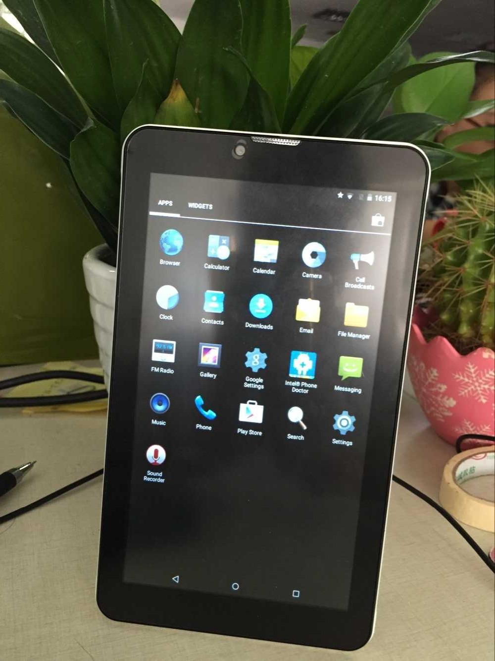 7 inch Chuwi Vi7 3G Phone Call Android 5 1 Lollipop Tablet pc Intel SoFIA Atom