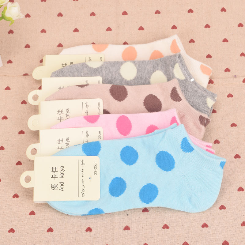 On Sale Attractive Summer Cotton Low Cut Sport Socks Ballet Short Ankle Women Boat Socks Dress Socks 5 Pairs(5 Pairs=10pcs)(China (Mainland))