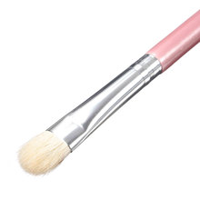 New Wholesale 7pcs Set Makeup Brush Sets Eyeshadow Beauty Comestic Brushes Tools Kit 2 Color To