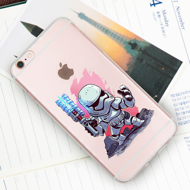 Star Wars iPhone 6 6S Silicone Case