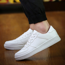 New Men Shoes Casual Classic Shoes Footwear Men Flats Breathable Shoes Fashion Pu Leather Outdoor Shoes For Men Zapatos Hombre