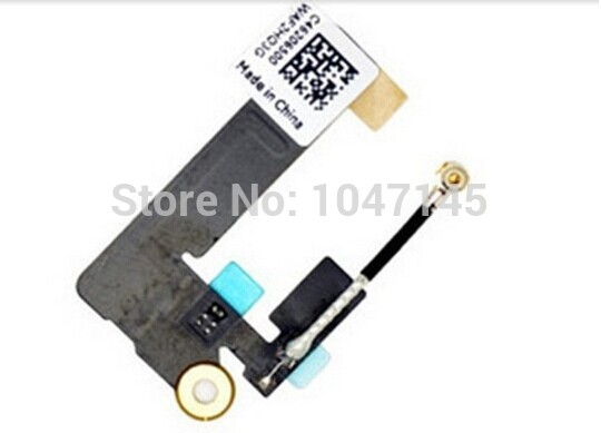 Free Shipping 2pcs/lot Wifi Antenna Flex Cable For iPhone 5S New Replacement High Quality Hot Sale Whole Sale Spare Parts
