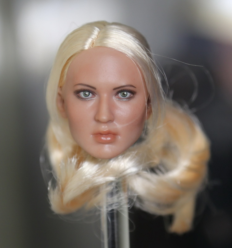 SuckerPunch 1/6 Baby Doll headsculpt for DIY 12inch doll Parts Support HT<br><br>Aliexpress