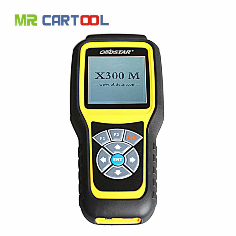 OBDSTAR X300M OBDII Odometer Correction X300 M Mileage Adjust Diagnose Tool (All Cars Can Be Adjusted Via Obd) Update By TF Card(Hong Kong)