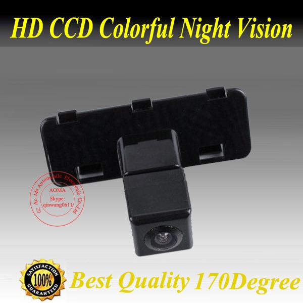 HD reversing Car Camera For Suzuki Swift/ Suzuki SX4 Sedam CCD Night vision Car rear view Reverse Camera(China (Mainland))