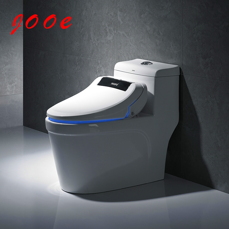 Online buy wholesale siphonic intelligent toilet from china siphonic intelligent toilet - Automatic bidet toilet seat ...