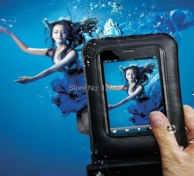 Waterproof Bag For Nokia lumia 520 920 1020 625 925 720 820 630 8800 6300 638 930 1520 1050 etc Watch Underwater Pouch PVC case(China (Mainland))