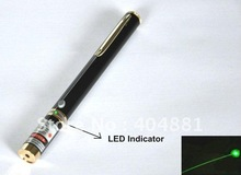 50units /lot,10mw laser pointers with batteries, gift box, manual