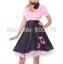 Костюмы  от China rockabilly vintage pinup dress для Женщины, материал 90% полиэстер 10% спандекс артикул 32331618680