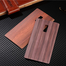 Oneplus 2 Ultra-thin Back Cover Fashion Wood Bamboo Design two /One plus Plastic Battery Housing Case - Nottingham SB Union store