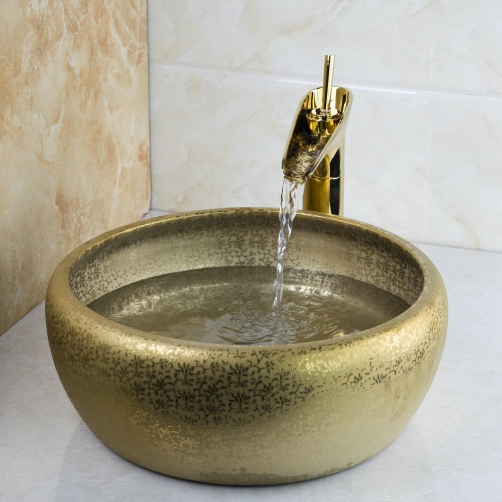 Compra fregadero de cer mica ronda online al por mayor de for Fregaderos de ceramica
