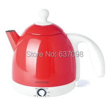 china guangdong Nathome NSH0801 temperature and heat preservation 304 stainless steel 1L electric kettle 110-220V  free shipping(China (Mainland))
