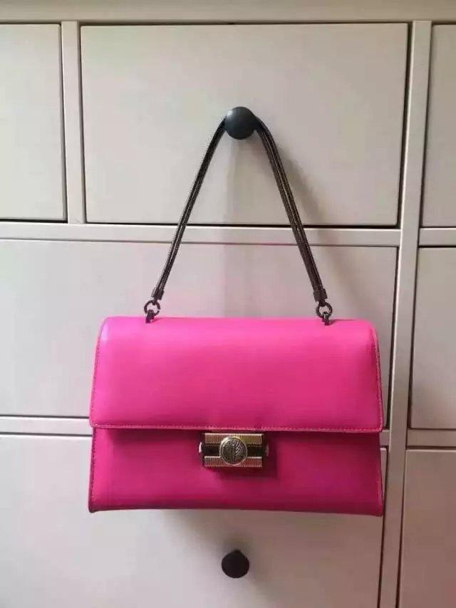 latest ms single shoulder bag French manufacturer calfskin Leather feels super good , Handbag Oblique cross package - Luggage shop1 store