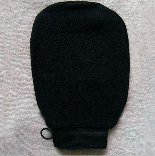 200pcs/lot morocco hammam scrub mitt magic peeling glove exfoliating tan removal mitt(China (Mainland))