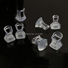 3 Size S M L /lot Clear Stiletto High Heel Protectors Covers Shoes Stoppers Classic(China (Mainland))