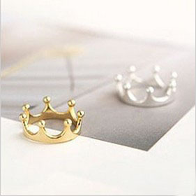 Min.Order $15(Mixed Order)/FREE SHIPPING/Fashion Female Jewelry, Little Finger Tiara Rings Jewelry Wholesale(China (Mainland))