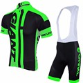Giant Cycling Jersey Pro Team Short Sleeve Bicycle Clothing Bike Sportswear Cycling Clothing Unisex Breathable Quick