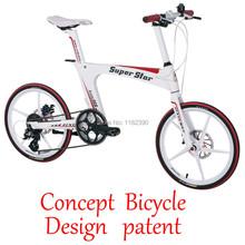 New IDEAR 20'' Inch Bike 20 inch Bicycles Folding  Disc Brake BMX Bikes(China (Mainland))