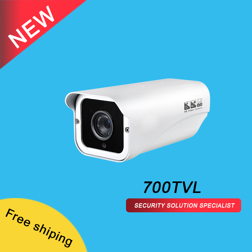 4 wafer H.LEDS,700 TVL 4/6/8/12mm lens MSCG Glass support night vision distance is 60M,security CCTV HD camera<br><br>Aliexpress