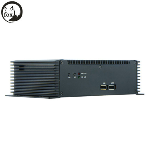 Fanless Industrial Mini pc IPC-NFN45 / Low Cost /3G function(China (Mainland))