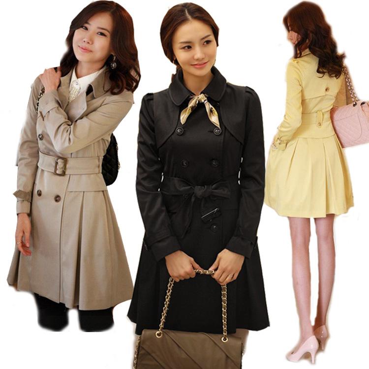 Женский тренч Ss Dustcoat Casacos Feminino ZZMY женская одежда из шерсти bleasted dustcoat 65475