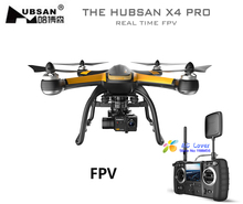 2015 New Arrival Original Hubsan X4 PRO H109S professional drones with 1080p camera 5.8G Real Time FPV RC Quadcopter with GPS
