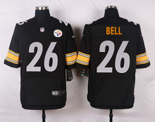 100% Stitiched,Pittsburgh s Antonio Brown Heath Miller Le'Veon Bell Ben Roethlisberger Elite for men camouflage(China (Mainland))