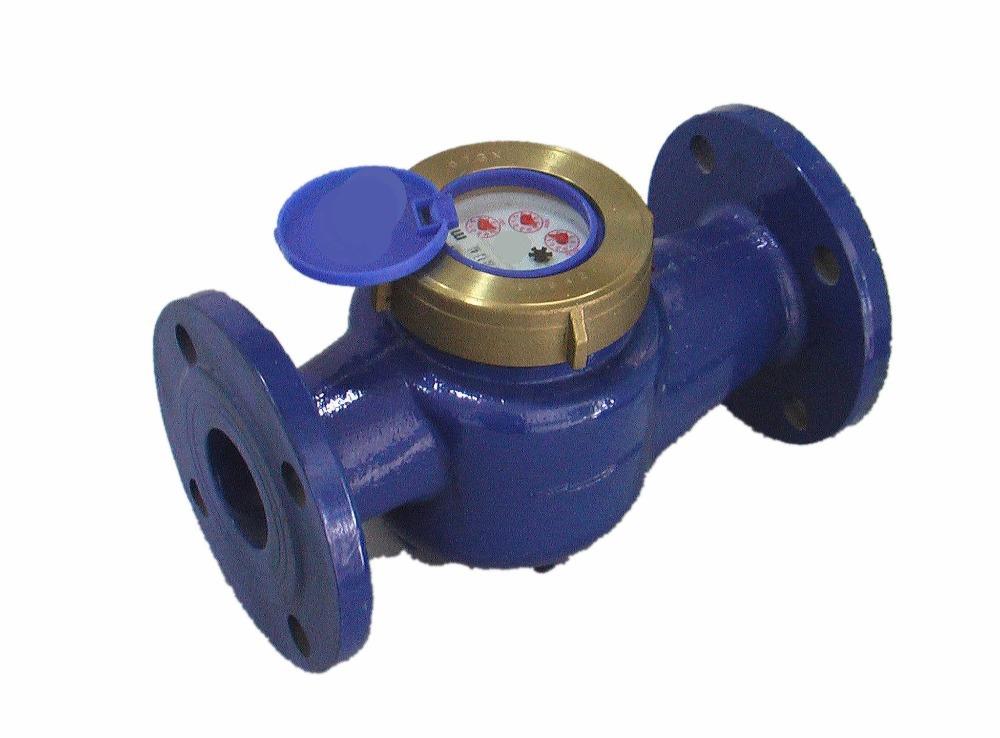 Dn50mm Smart Water Meter Water Meter Adapter Garden Hose Water Flow Meter Brass Plumbing Covers