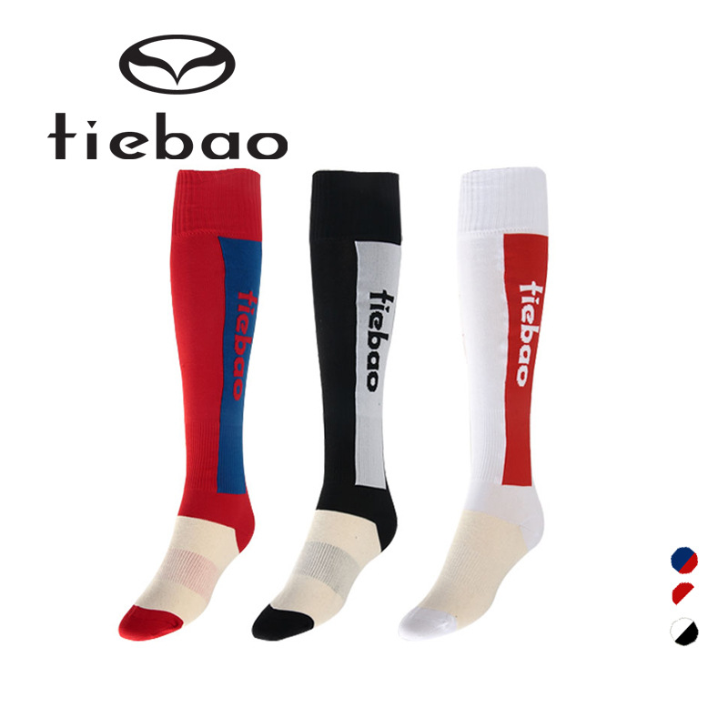 2015 new football socks long striped men sock boots cotton socks stockings over knee breathable absorbent socks calcetines(China (Mainland))