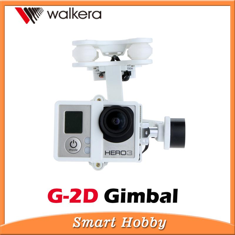 Walkera G-2D Brushless Camera Gimbal with Controller for GoPro 3 Camera DJI Phantom 1 2 Walkera X350 Pro RC FPV Quadcopter<br><br>Aliexpress