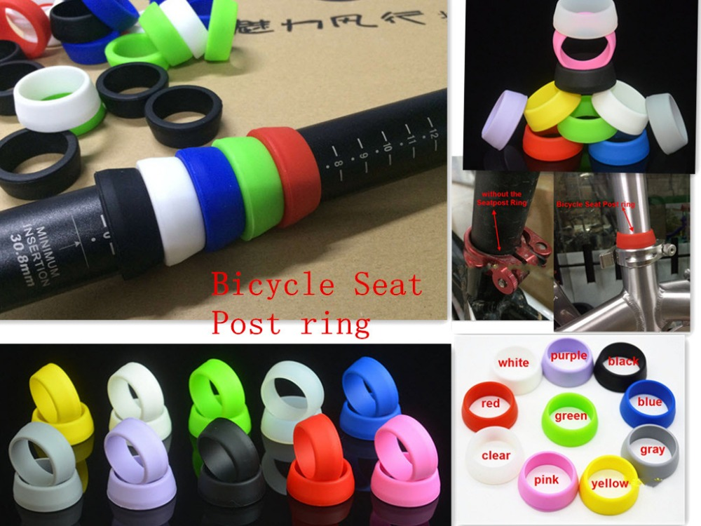 1pc cycling Seatposts Clamps Bicycle Seatpost Component Part bike Seatpost Ring Bicycle Seat Post ring Bicycle Parts repair tool(China (Mainland))