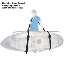 Hot Sale 5PCS Packed Stand Up Paddleboard Easy Carry Strap SUP Shoulder Sling Board Carrier(China (Mainland))