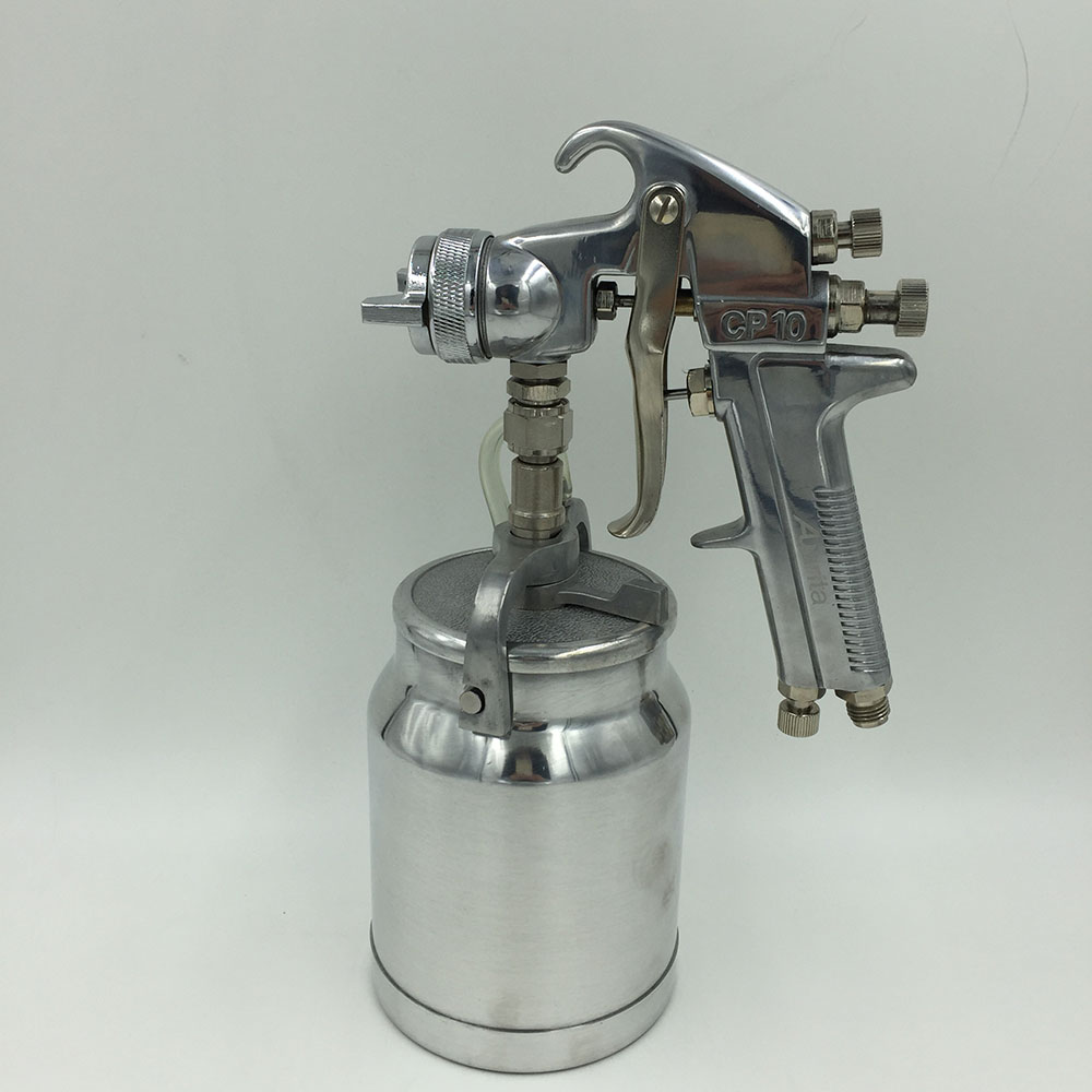 SAT0086 auarita compressed air bottle professional paint spray gun water transfer printing pneumatic