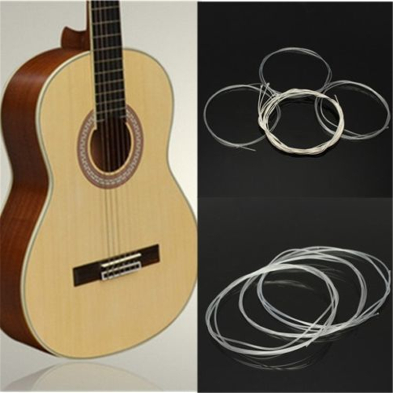 Free shipping GN10 Classical Guitar Strings 1st-6th nylon Guitar Strings 009-040 For Classical Guitar(China (Mainland))
