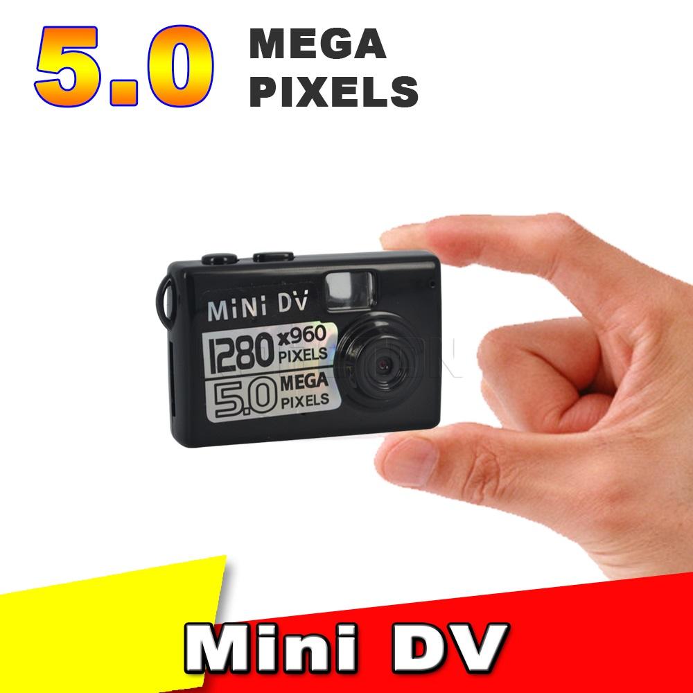 Smallest Mini 5MP HD Camcorder DV DVR Video/Sound Digital Camera Camcorder Sports Video Recorder Webcam Motion Detect Actived(China (Mainland))